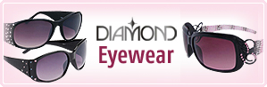 Diamond Eyewear Brand Sunglasses